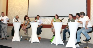 """IASSIDD 2014: Inklusiver Runder Tisch """"Inklusion am Arbeitsplatz"""""""